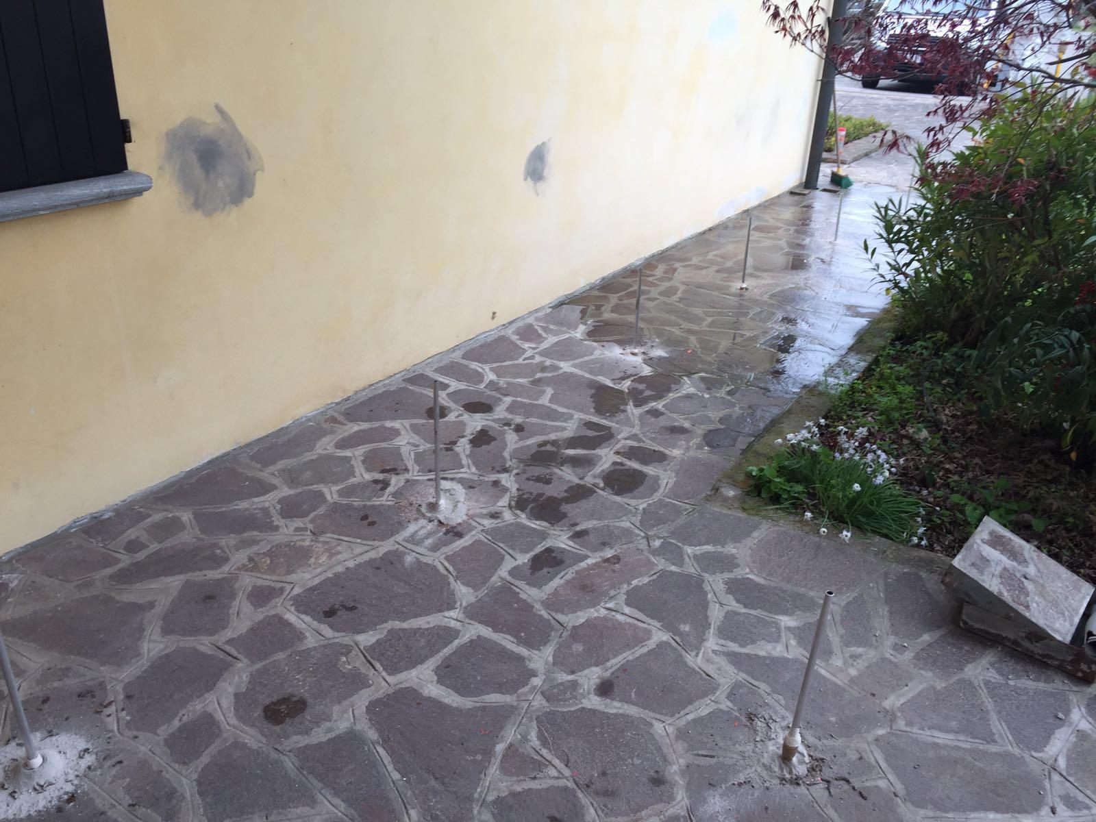 Consolidare pavimentazioni avvallate industriali e non for Consolidare un terreno