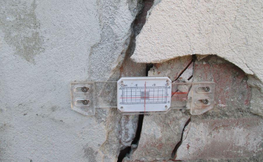 Crepe nei muri cosa fare quando compaiono systab - Crepe nei muri interni pericolose ...