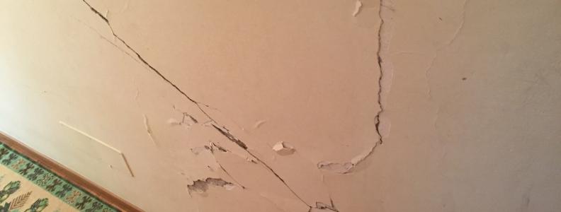 Crepe nei muri portanti interni systab for Resina per crepe nei muri