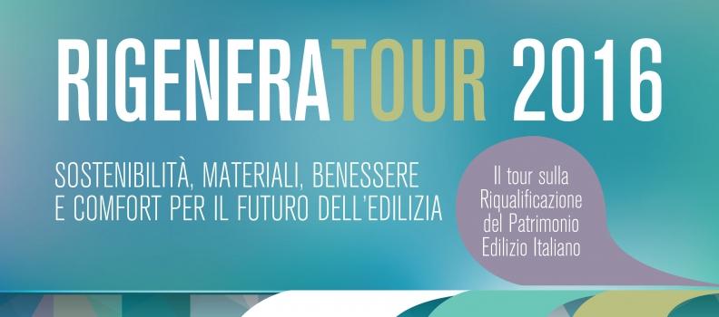 SYSTAB partecipa alla tappa di Cesena del RIGENERA TOUR 2016