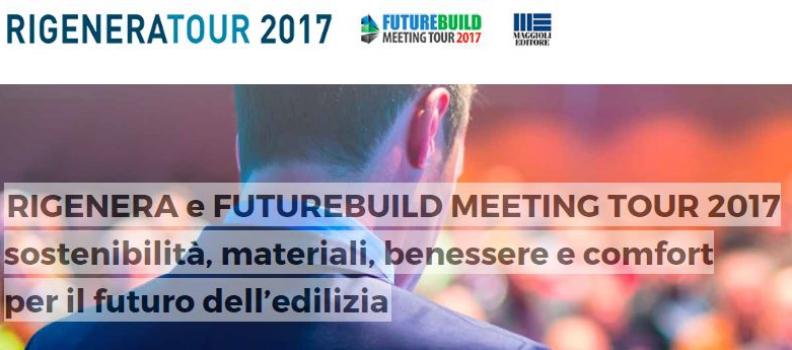 SYSTAB partecipa alla tappa di Firenze del RIGENERA TOUR 2017
