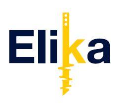 Logo Elika - Consolidamento fondazioni pali pressoinfissi