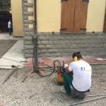 Consolidamento abitazione civile a Bologna - Indagine penetrometrica