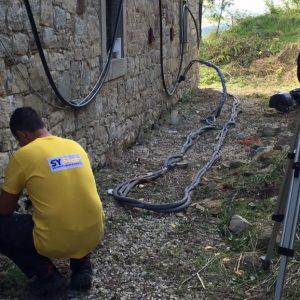 Interventi di consolidamento fondazioni in muratura