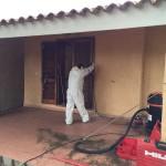Iniezione di resine per consolidamento in Sardegna