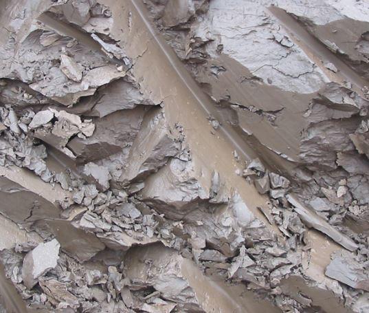 Consolidamento del terreno argilloso