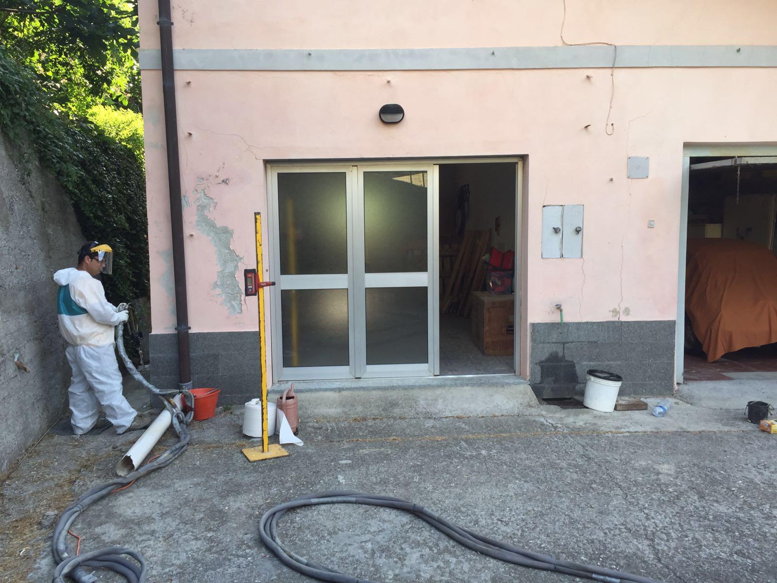 iniezioni resine espandenti SYSTAB a Genova