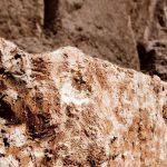 Terreno consolidato con resine espandenti