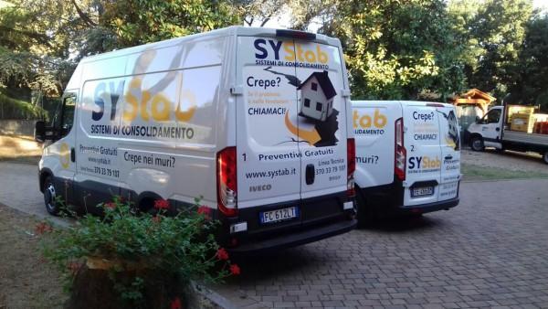 Systab - Lavora con noi - Consolidamento fondazioni