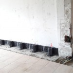 Pali precaricati per fondazioni - piastre collegamento