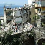 Consolidamento fondazione - Torre Annunziata palazzina