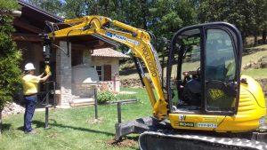 Micropali per consolidamento fondazioni edifici