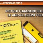 Detrazione fiscale : guida consolidamento fondazioni