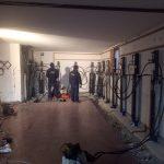 Consolidamento fondazioni con martinetti idraulici