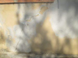 Crepe nei muri - Come consolidare le fondamenta