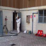 iniezione di resine espandenti SYStab con controllo laser