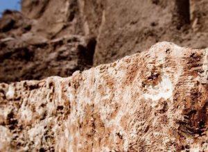 terreno argilloso e consolidamento