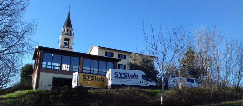 Consolidamento fondamenta - Mezzi SYStab