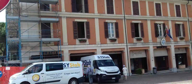 consolidamento municipio Longiano