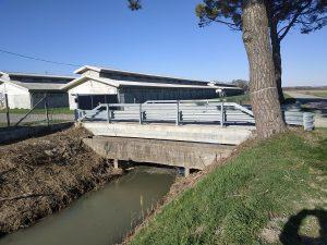 Consolidamento ponte con pali Elika